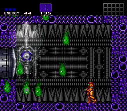 Super Metroid - So Little Time Screenshot 2
